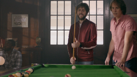 Sony Xperia TV Commercial ft James Buckley