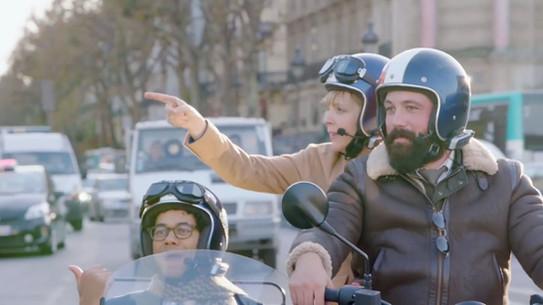 Travel Man Richard Ayoade & Mel Giedroyc - Ch4