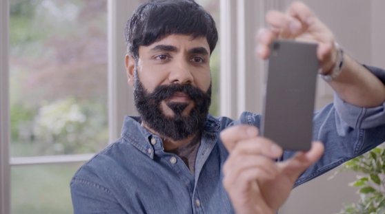 Sony Xperia TV Commercial ft Paul Chowdhry