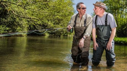 Mortimer & Whitehouse Gone Fishing - BBC2