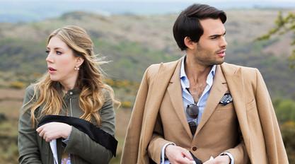 Suzuki Ignis TV Commerical Katherine Ryan & Mark Francis Vandelli