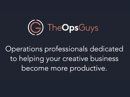 We're delighted today to announce the launch of The Ops Guys