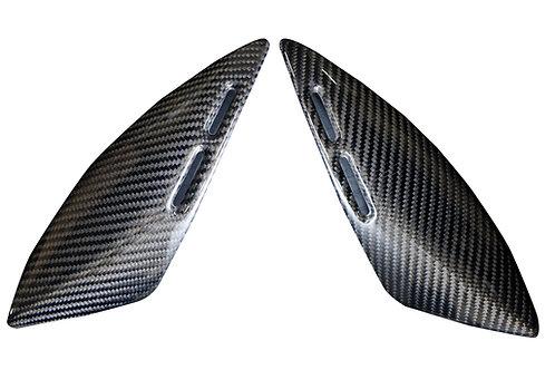 Z900RS カーボンインジェクションカバー 【綾織り】