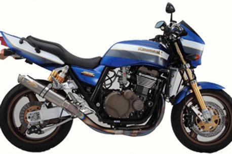 ZRX1200/Sレーシングチタンマフラー