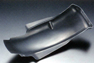 Z750-1000 インナーフェンダー