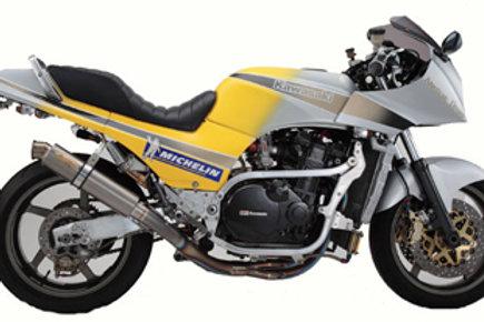 GPZ750/900レーシングチタンマフラー