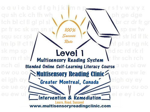 MRS Blended Online Self-Learning Literacy Course for Parents