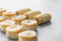 Mini Pies, Sausage Rolls