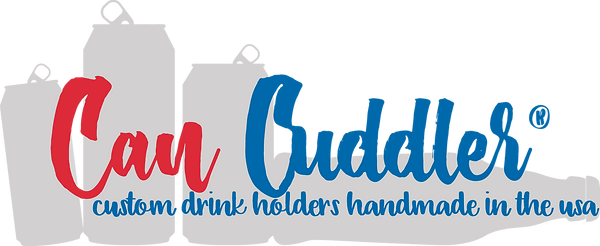 Can Cuddler Logo 2018 made in USA Custom