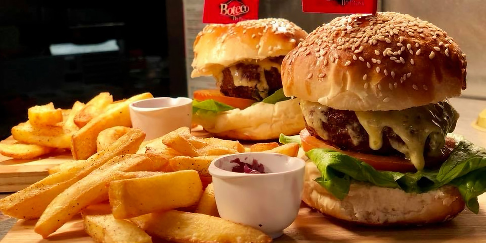 Freshers Eat Free Burgers