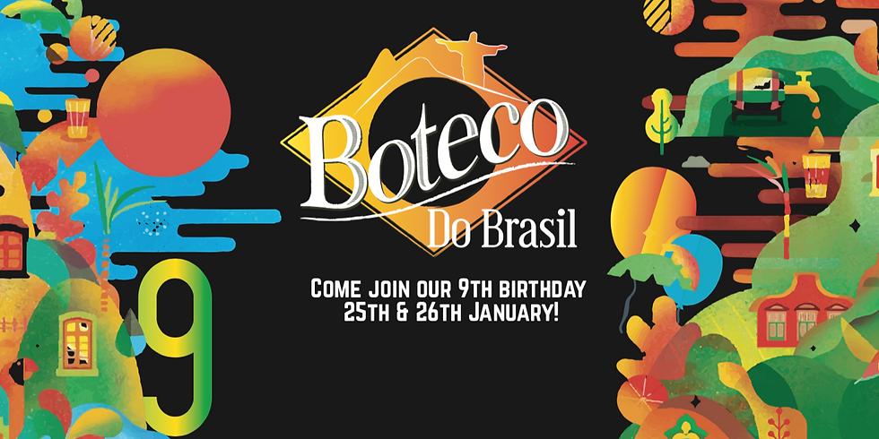 Boteco's 9th Birthday