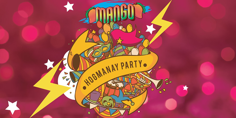 Hogmanay Party at Mango