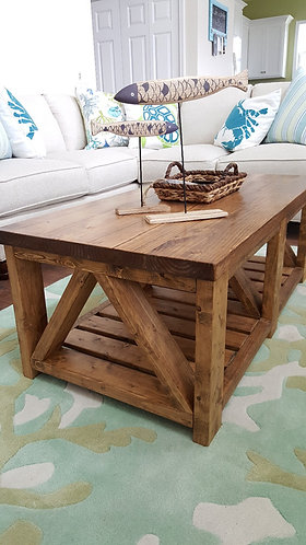 Carolina Coffee Table