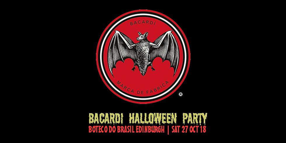 Bacardi Halloween Party