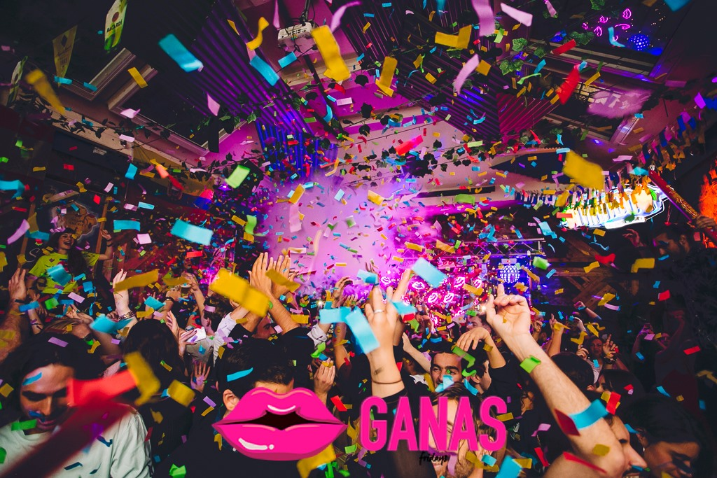 GANAS - Special Saint Valentine's