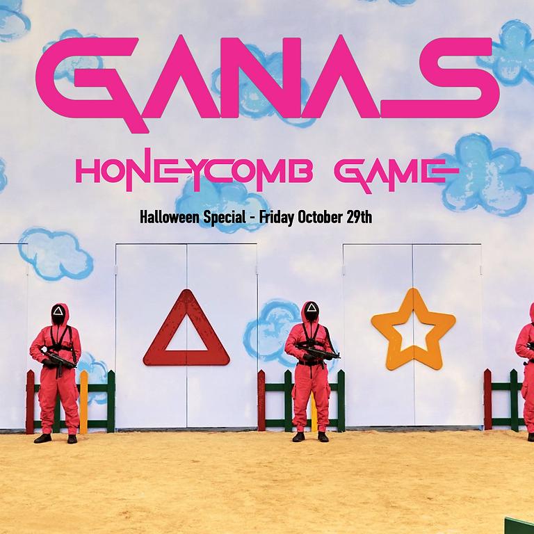 Ganas -Honeycomb Game - Halloween Special