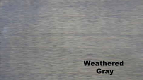 Weathered Gray