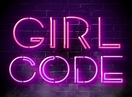 Deciphering GIRL CODE with Ladies First for issues close to the heart