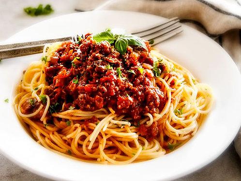 Спагетти Балоньезе