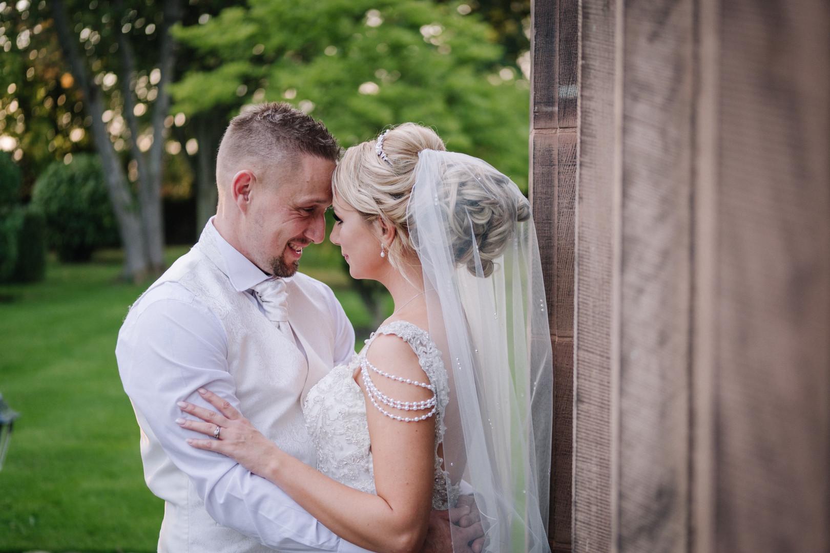 Wedding at Colshaw Hall, Cheshire