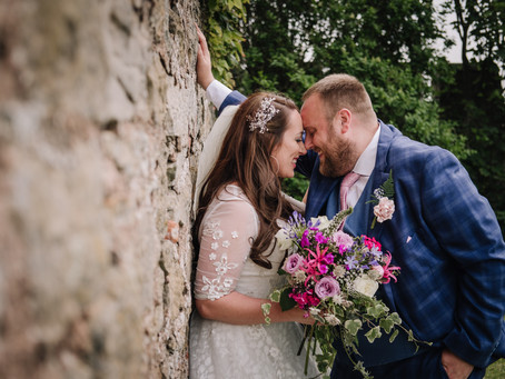 Mr & Mrs Farthing at Leasowe Castle