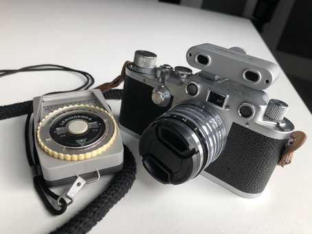 Alternative Stag Do (for Introverted Camera Nerds!)