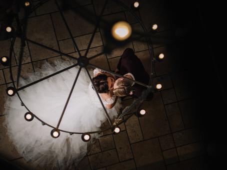 Wedding Inspo #1 - Winter Wedding at Leasowe Castle