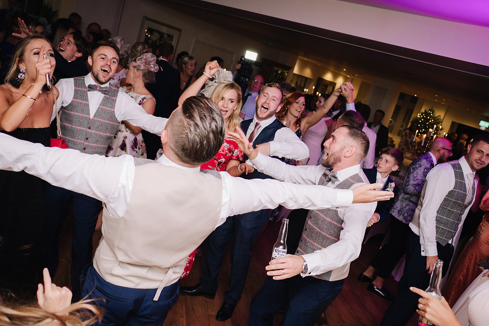 Wedding Reception Party, by Nessworthy Photography