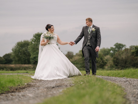Mr & Mrs Knowles at Beeston Manor