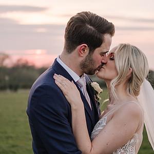 Emma & Mark, Owen House Wedding Barn