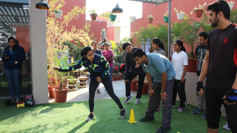 Bootcamp at Cafe Quaint-Jaipur.JPG