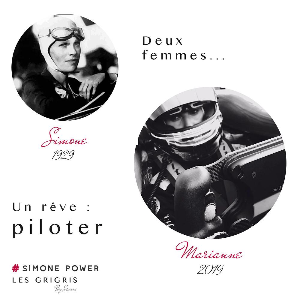 Marianne Alais - Simone Power_lesgrigrisbysimone