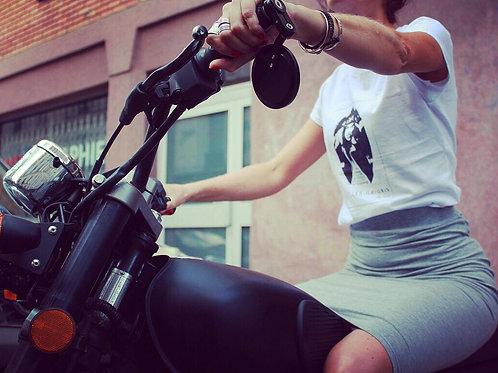 """Tee-shirt """"En voiture Simone..."""" Croire en ses rêves. Les Grigris by Simone"""