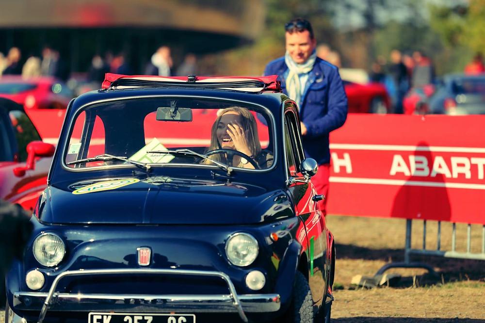 Simone Power - Sandrine - Fiat500-Les grigris by Simone.jpg