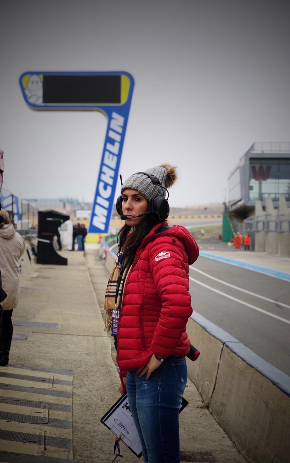 Team manager MSE RACING Team -Marianne Alais- simonepower-lesgrigrisbysimone