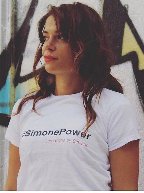 Une femme / Un style / Une beauté. Nous sommes toutes une Simone. #Simonepower