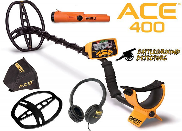 Garrett ACE 400 + Pro-Pointer