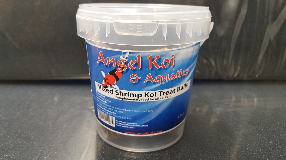 Angel Koi - Koi Treat Balls