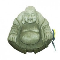 Giant Happy Buddha