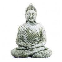Extra Lg Antique Buddha