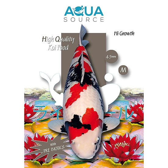 Aqua Source Hi Growth