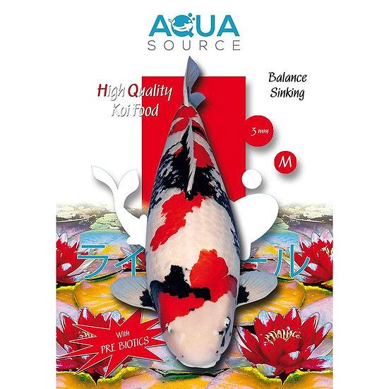 Aqua Source Balance Sinking