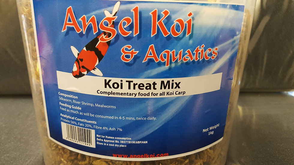 Angel Koi - Koi Treat Mix