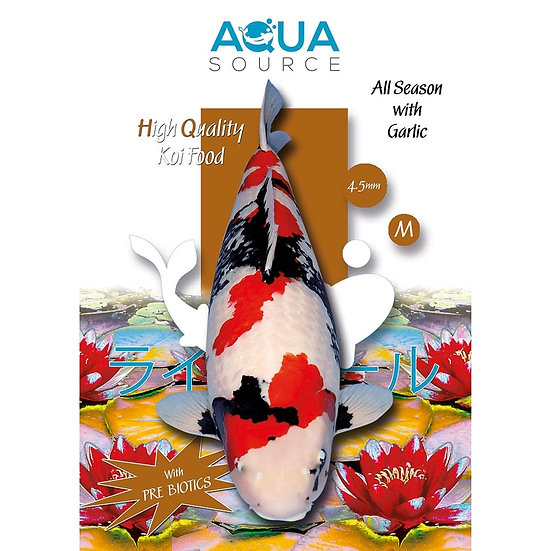 Aqua Source All Season with Garlic