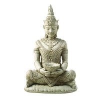 Large Lotus Buddha
