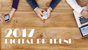 Digital PR Trend 2017