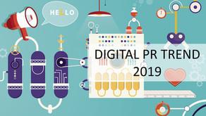 Digital PR Trend 2019