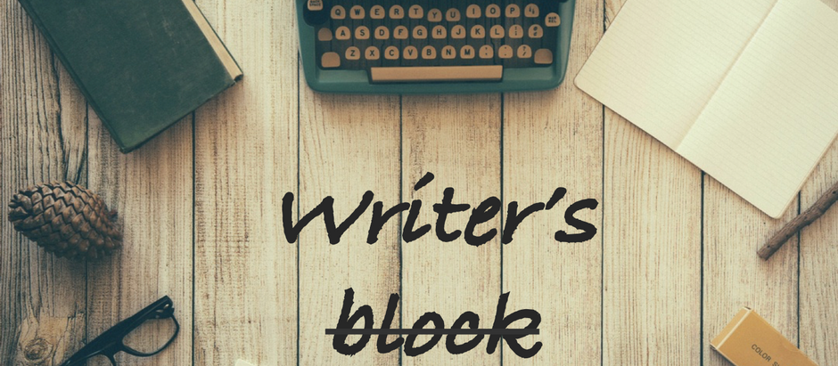 A proven method to get rid of writer's block
