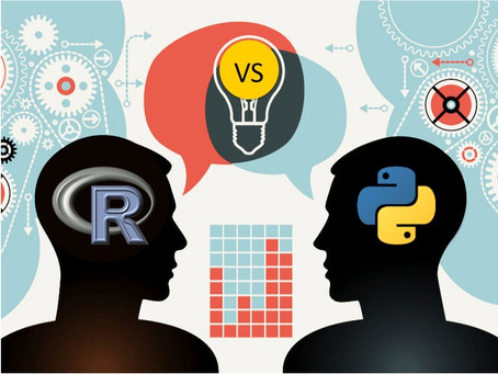 Blog - R vs Python. Which should you learn?