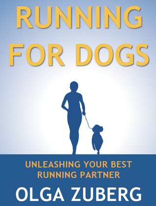 Announcing a brand new book for dog lovers: Running for Dogs